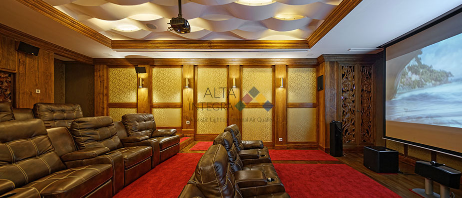 Home Theater Audio Video