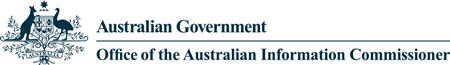 Australian Government - Office of the Australian Information Commissioner - Home