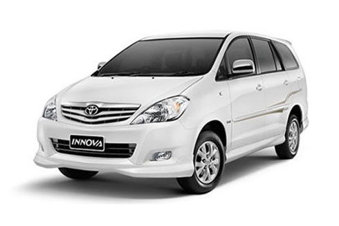 SUV / MUV Car Rental in Delhi for Outstation Travel in India