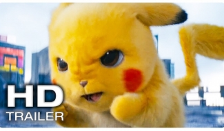 Pikachu Rushes Into Battle In New Detective Pikachu TV Spot