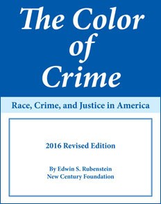 Color of Crime