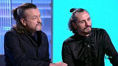 Asier Etxendía y Enrico Barbaro son MASTODONTE