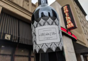 The New 18-Six-18 Wine is a Collaboration Between The City's Best Steak Experts and Okanagan Wine Pros