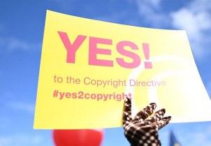 Europa protege los derechos de autor en la era digital