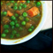 East African Sweet Pea Soup
