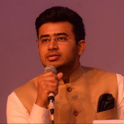 Chowkidar Tejasvi Surya