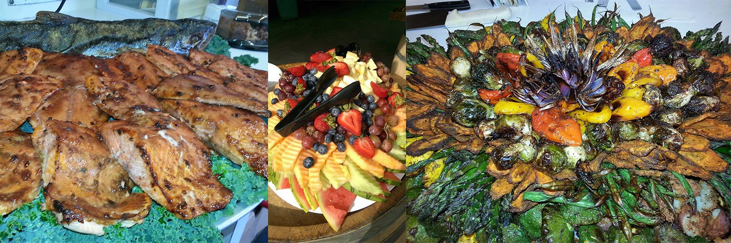 Catering Ideas from The Bomber Restaurant