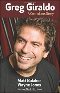 Photo of Greg Giraldo by Dan Dion