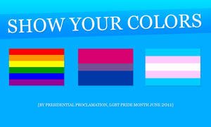 Show Your Colors by LeiAndLove