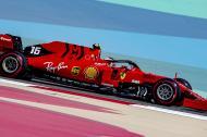 Con el monegasco por delante del alemán, la Scuderia ya había dominado la primera sesión, disputada bajo el calor horas antes.