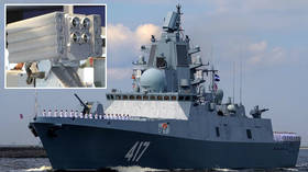 Russian Navy gets new weapon to induce 'hallucinations' and 'blind' the enemy