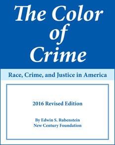Color of Crime