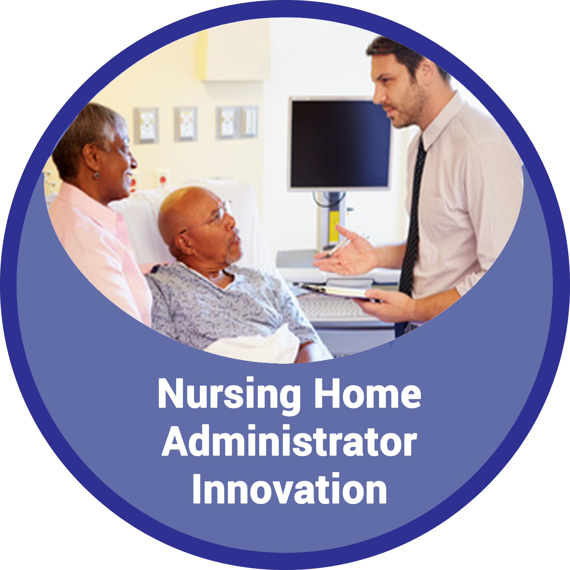 nursing home administration room picture