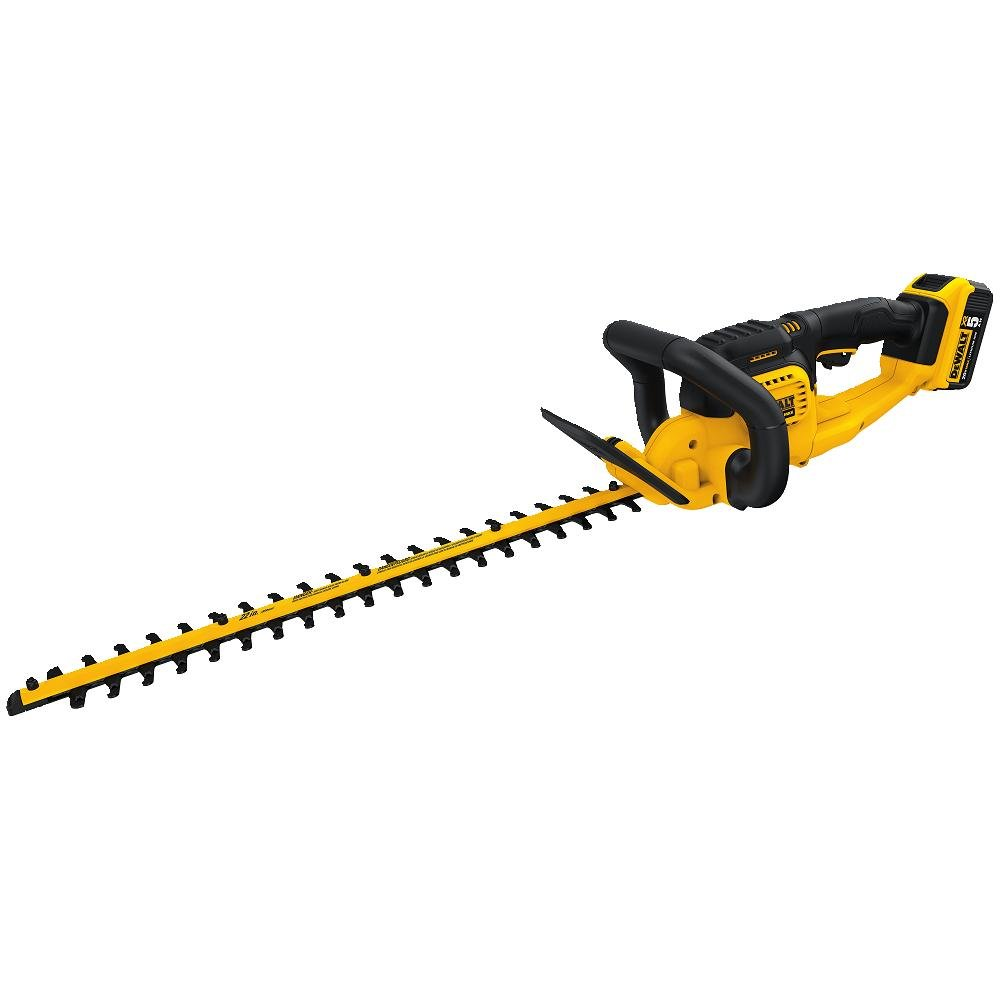 Best 6 Lithium Ion Hedge Trimmers