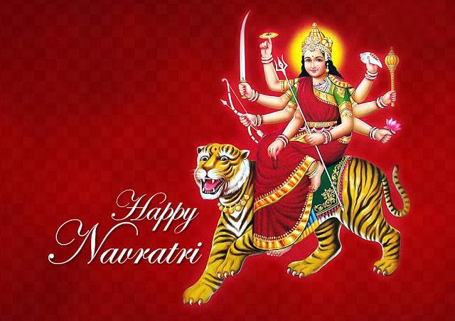 Download Navratri Durga HD Image & Wallpaper