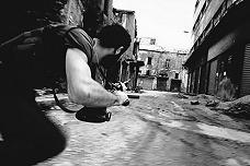 Lebanese Civil War: Beirut 1978, Phalangist soldier.
