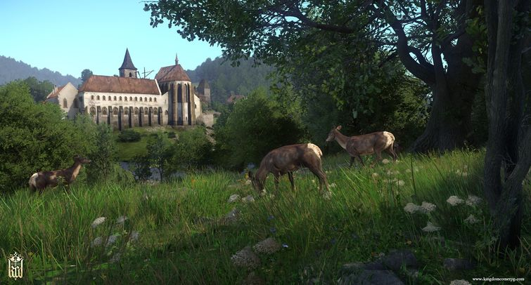 Kingdom Come Deliverance new screens