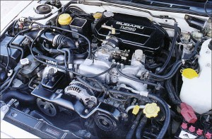 Liberty RS EJ20T Engine