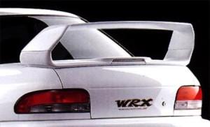 STi Version 5 Rear Wing