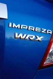 MY08 Impreza WRX Rear