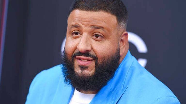 DJ Khaled inspired by son before hosting Kids' Choice Awards