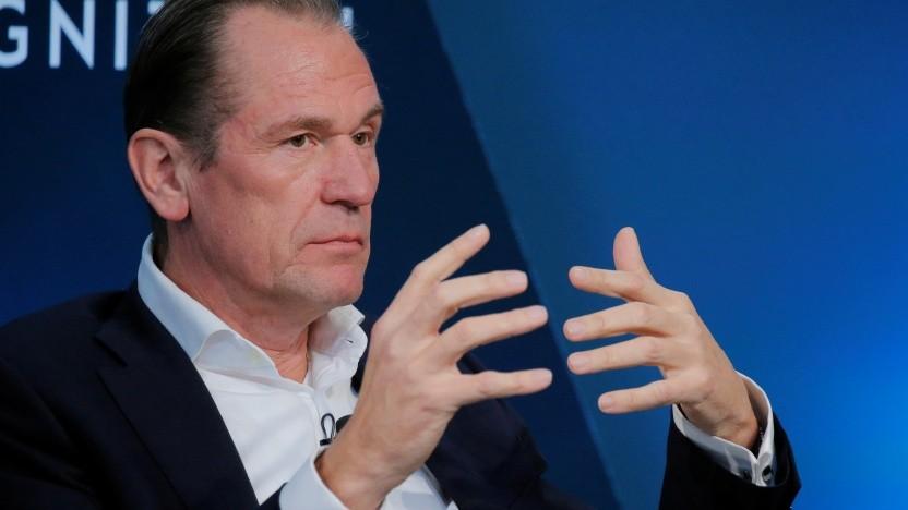 Axel-Springer-Chef Mathias Döpfner