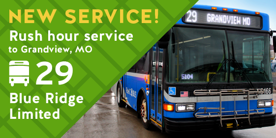 RideKC Expands to Grandview