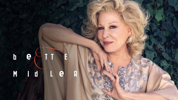 Bette Midler: Climate Change is 'The