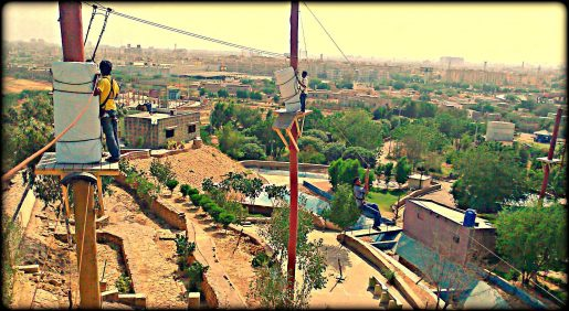 adventure parks karachi