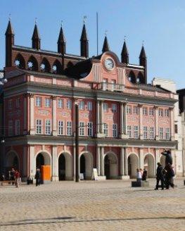 Navgationsbanner Rathaus Rostock