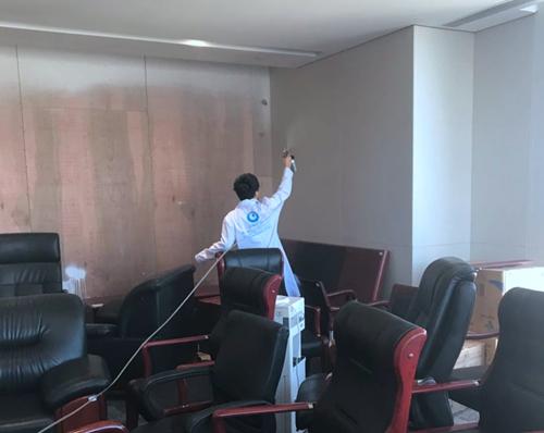 公司办公室室内环境检测治理