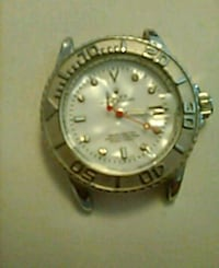 round silver-colored analog watch with link bracelet South San Francisco, 94080