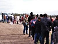 92K Apprehended After Illegally Crossing Border in March
