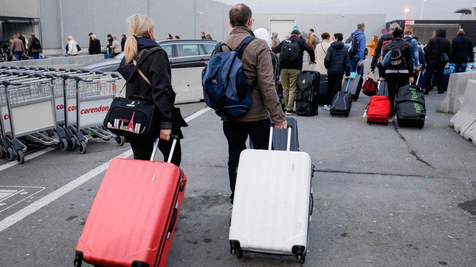 Belgium flights cancelled on Wednesday amid strike