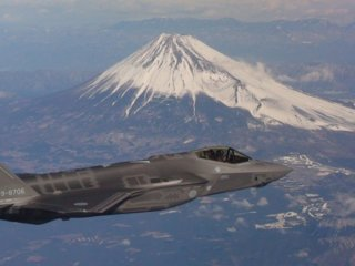 Japan lost an F-35 in the Pacific, and the US is in trouble if Russia or China find it first