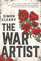 The War Artist. By Simon Cleary.