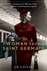 The Woman From St Germain. By J.R. Lonie.