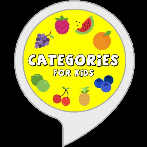 Categories for Kids