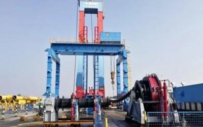 振华重工再获外高桥1+1FPSO锚泊系统项目