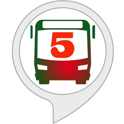 Bus Five - Number Game