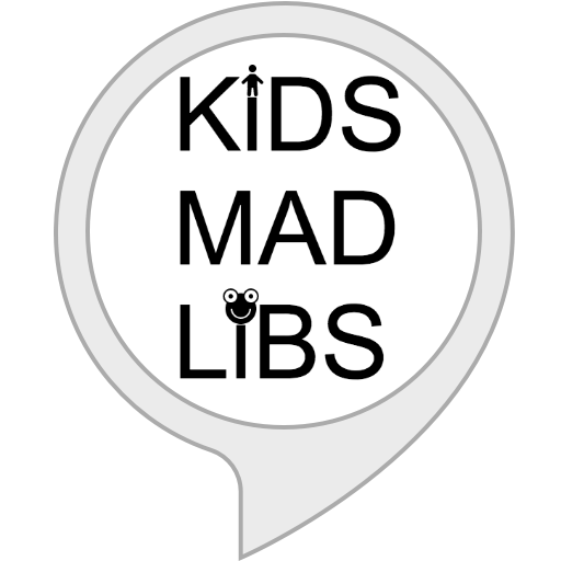 Kids Mad libs