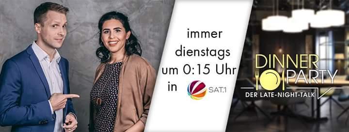 Late talk mit Oliver Pocher & Ariana Baborie II Stylistin für TV / Fernsehen : tatjana lüpsenII köln düsseldorf