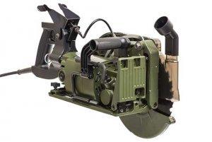 Cuz-D Straight Flush Saw w/ deployable front deck