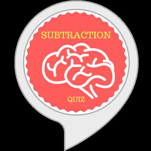 Subtraction Spot Quiz