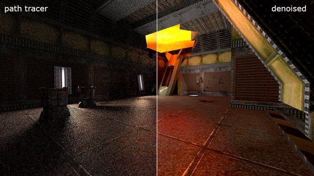 Image result for quake 2 path tracing