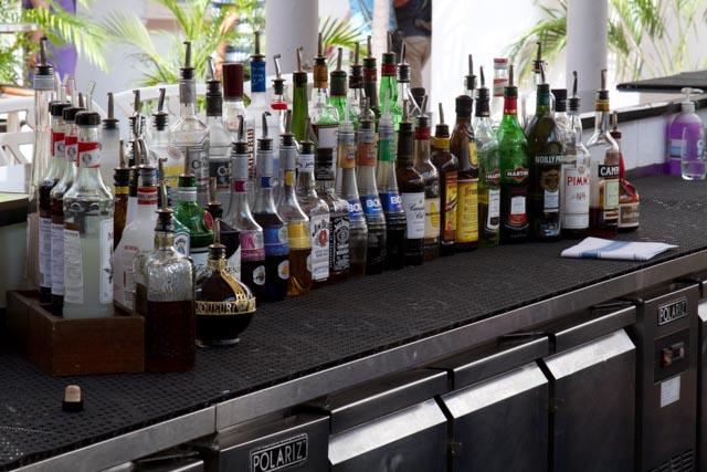 Raffles Outdoor Bar - Singapore