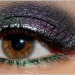 Göz Makyajı Örneği