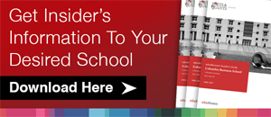 Get Insiders' information to your desired school