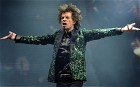 Mick Jagger: The Rolling Stones's boisterous frontman