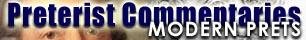 Preterist Commentaries By Modern Preterists